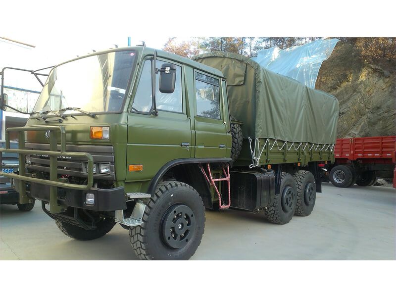 Dongfeng DFS5168YB 6x6 Military Truck, Troop Carrier Truck