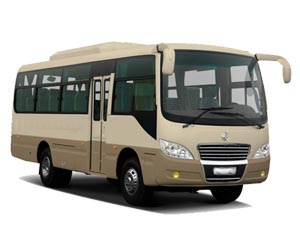 Dongfeng EQ6731 Coach Bus