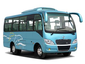 Dongfeng EQ6607 Coach Bus
