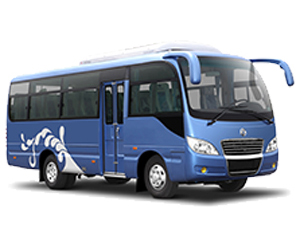 Dongfeng EQ6700 Coach Bus
