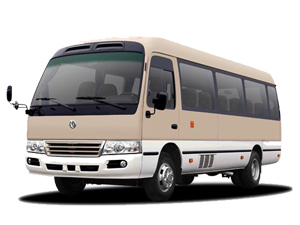Dongfeng EQ6701 Coaster Coach Bus