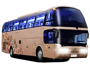 Dongfeng EQ6123 Coach Bus