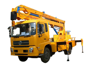 Dongfeng DFL1120 16-25M Aerial Working Platform Truck