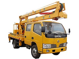 Dongfeng DFA1063 Aerial Working Platform Truck